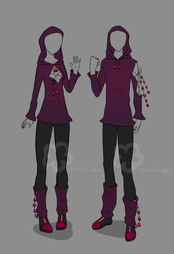 Girlu0026#39;nu0026#39;Boy Pearl Outfit - unlimited by Nahemii-san on DeviantArt