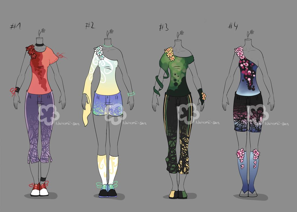 All The Male Fashion In Pokemon