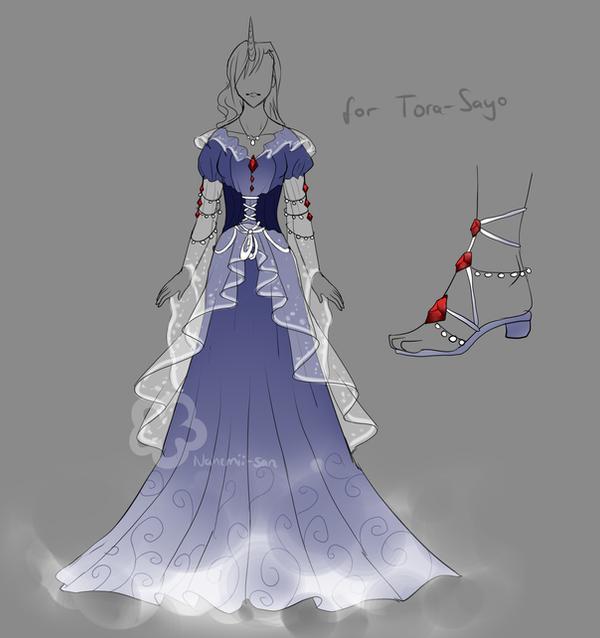 Outfit Prize For Tora-Sayo #1 By Nahemii-san On DeviantArt