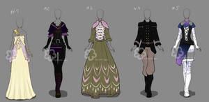 Custom Outfits #21