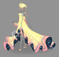 Sunrise Dress - Auction closed by Nahemii-san