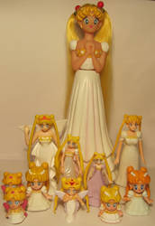 Serenity Figures by manamanson
