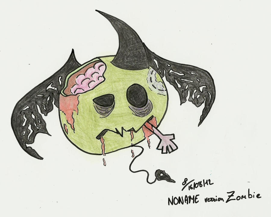 Noname version Zombie by atsumimag