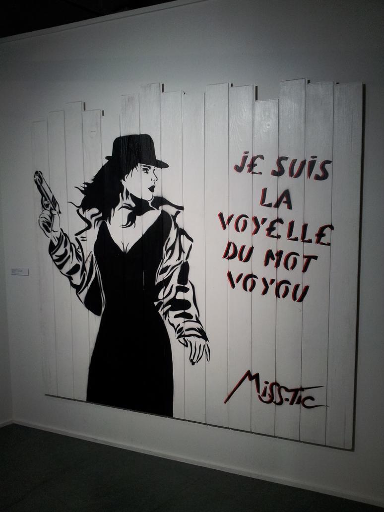 photo expo au dela du Street art by atsumimag