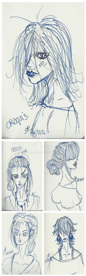 croquis by atsumimag