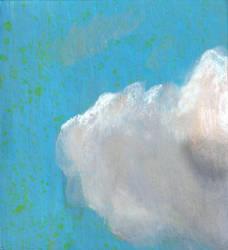 Cloudy sky by TurtleDee