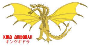 Godzilla Endgame - KING GHIDORAH