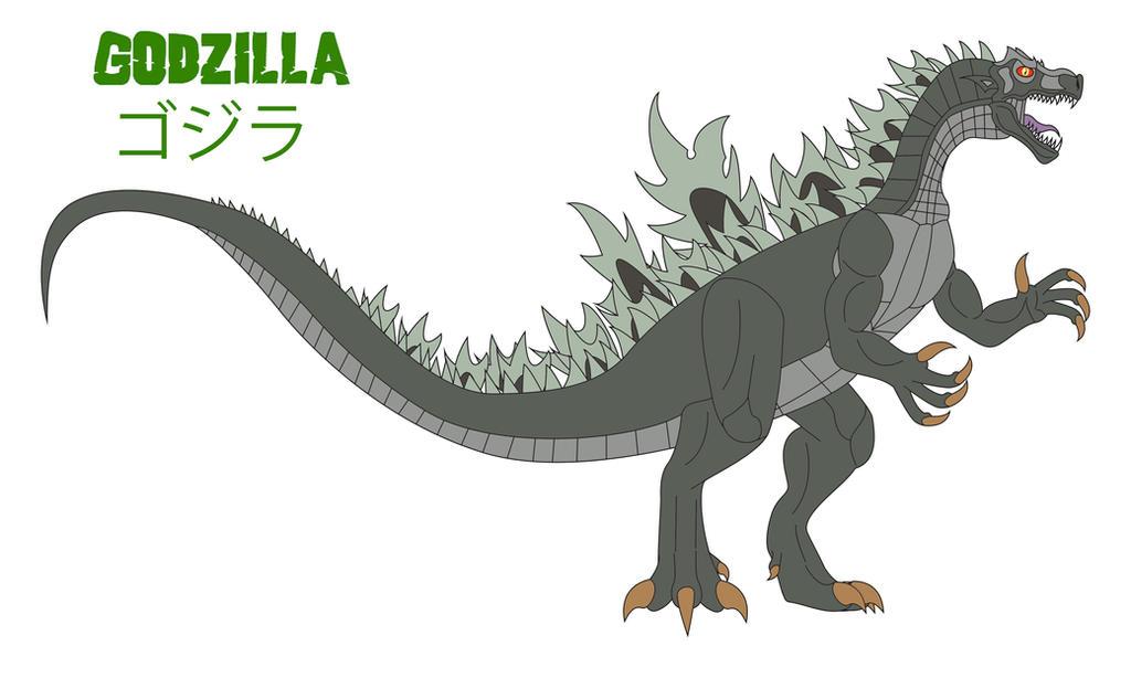 Godzilla Endgame - GODZILLA by Daizua123
