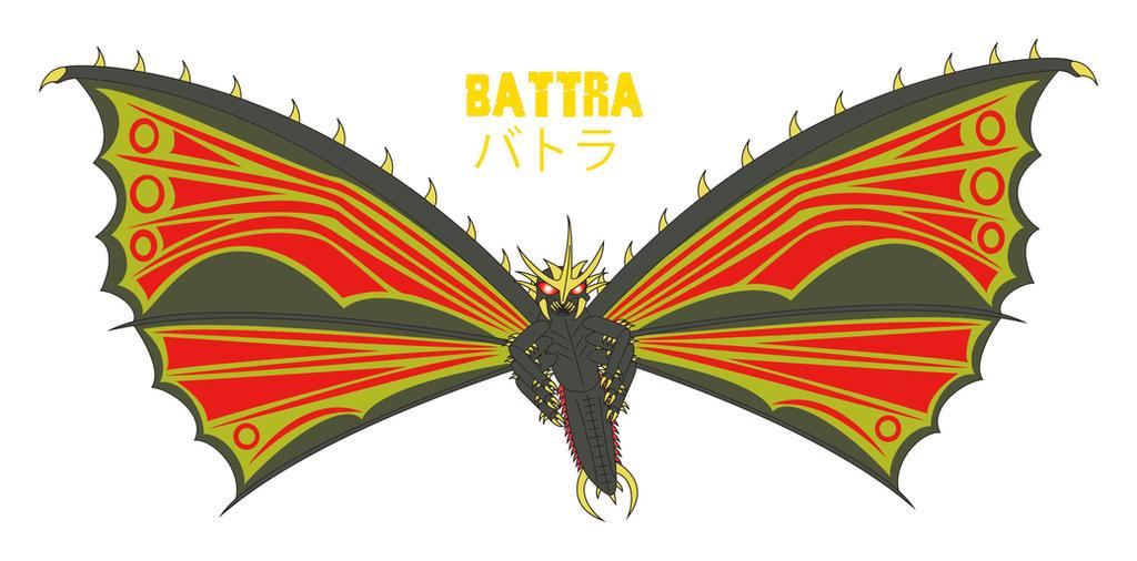 Godzilla Endgame - BATTRA by Daizua123