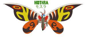 Godzilla Endgame - MOTHRA
