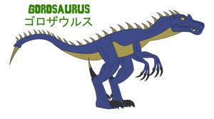 Godzilla Endgame - GOROSAURUS