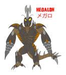 Godzilla Endgame - MEGALON