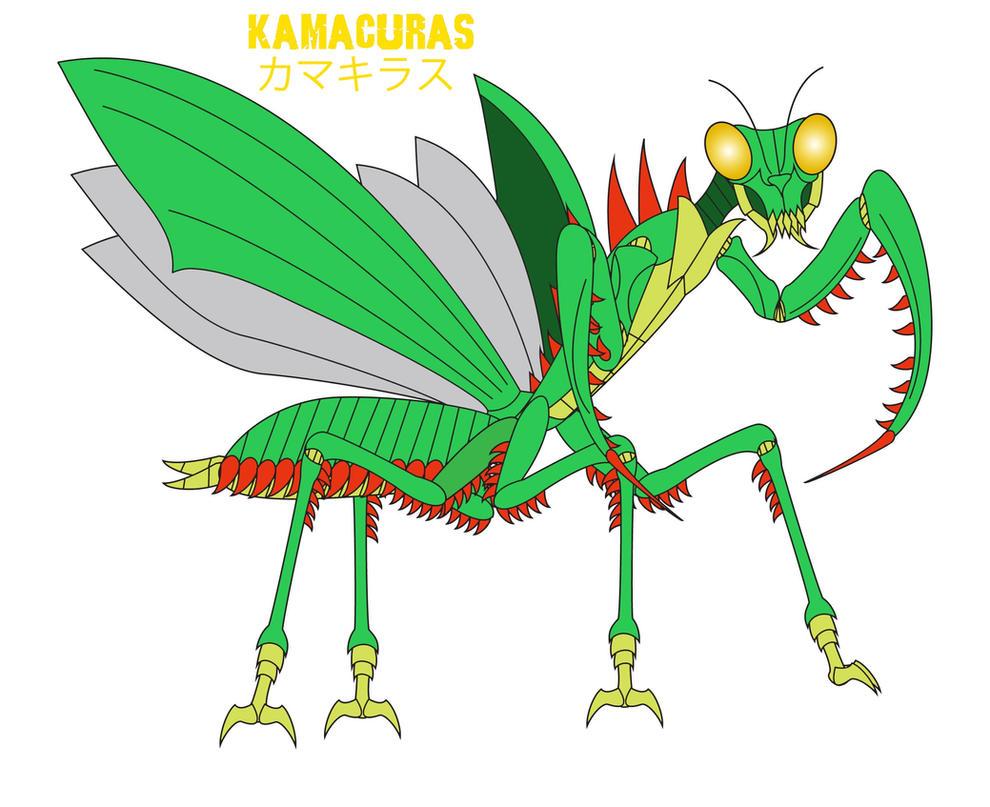 Godzilla Endgame - KAMACURAS by Daizua123