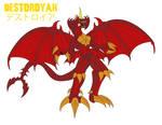 Godzilla Endgame - DESTOROYAH