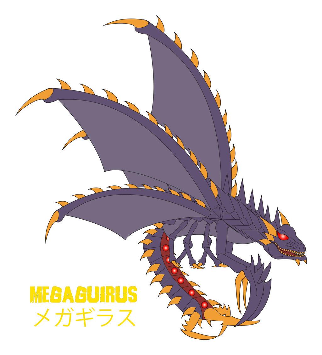 Godzilla Endgame - MEGAGUIRUS by Daizua123 on DeviantArt