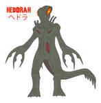 Godzilla Endgame - HEDORAH