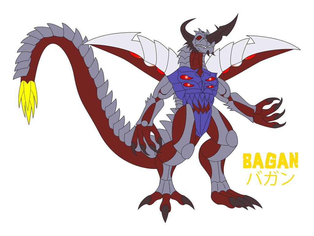 Godzilla Endgame - BAGAN by Daizua123