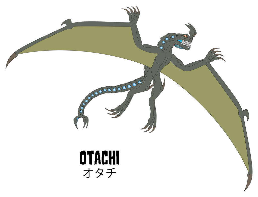 The Pacific Rim - OTACHI by Daizua123 on DeviantArt Pacific Rim Scunner Drawing