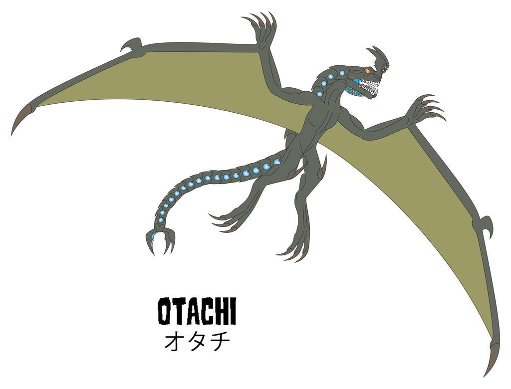 the pacific rim otachi by daizua123