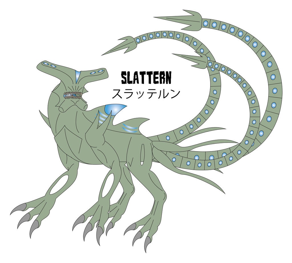The Pacific Rim - SLATTERN by Daizua123 on DeviantArt Pacific Rim Scunner Drawing