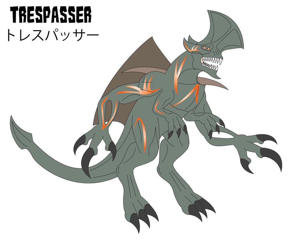 The Pacific Rim - TRESPASSER by Daizua123 on DeviantArt Pacific Rim Game Trespasser