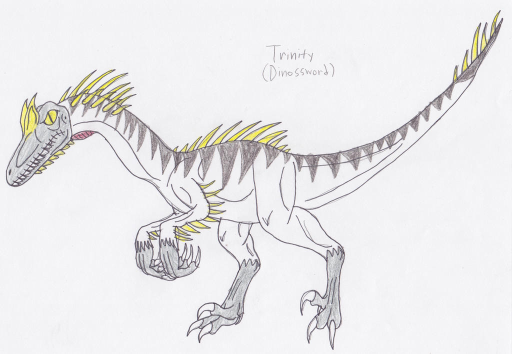 Trinity (Dinossword) by Daizua123