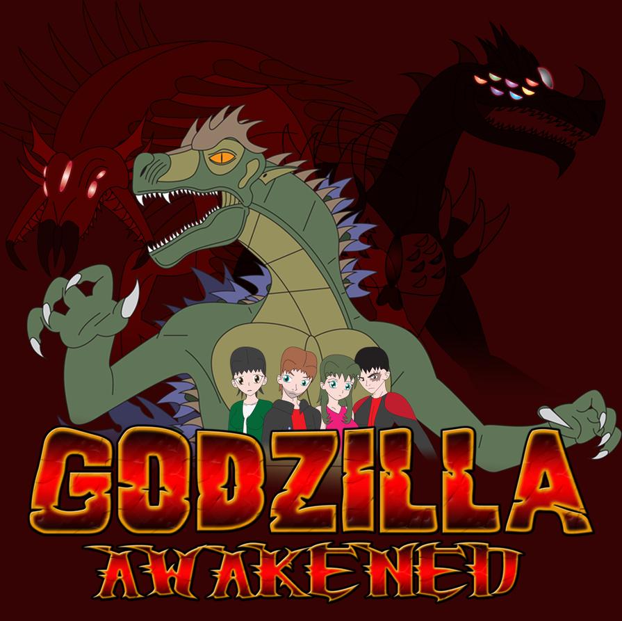 Kaiju Posters 3 of 4 - Godzilla: Awakened by Daizua123
