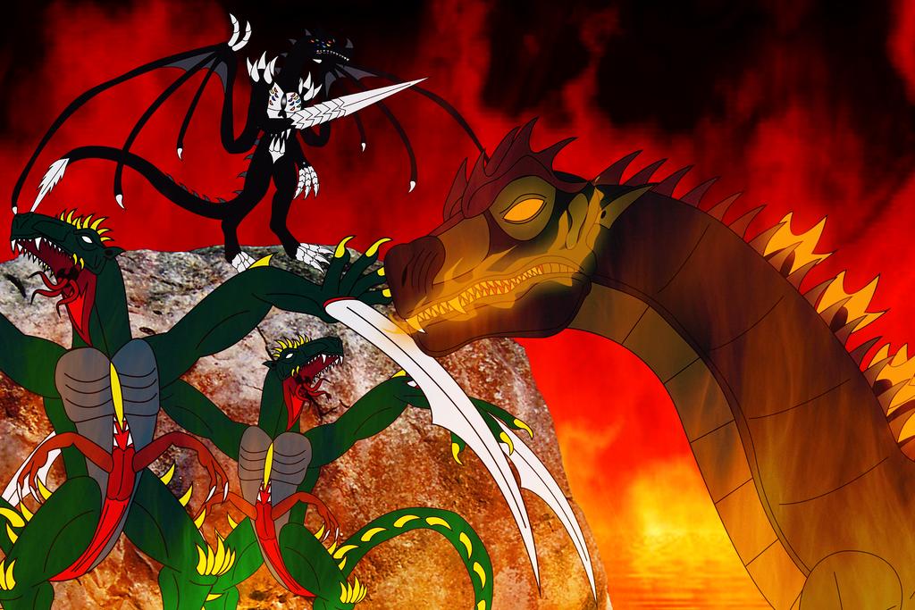 Wrath of the Necromancer by Daizua123
