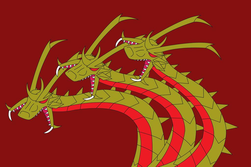 Wrath of the Z-Kaiju by Daizua123