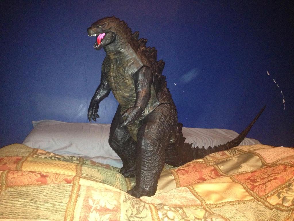 Ultimate Godzilla Figure by Daizua123