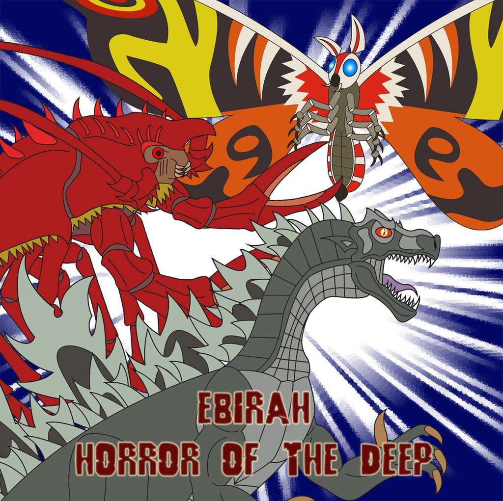 Ebirah, Horror of the Deep by Daizua123