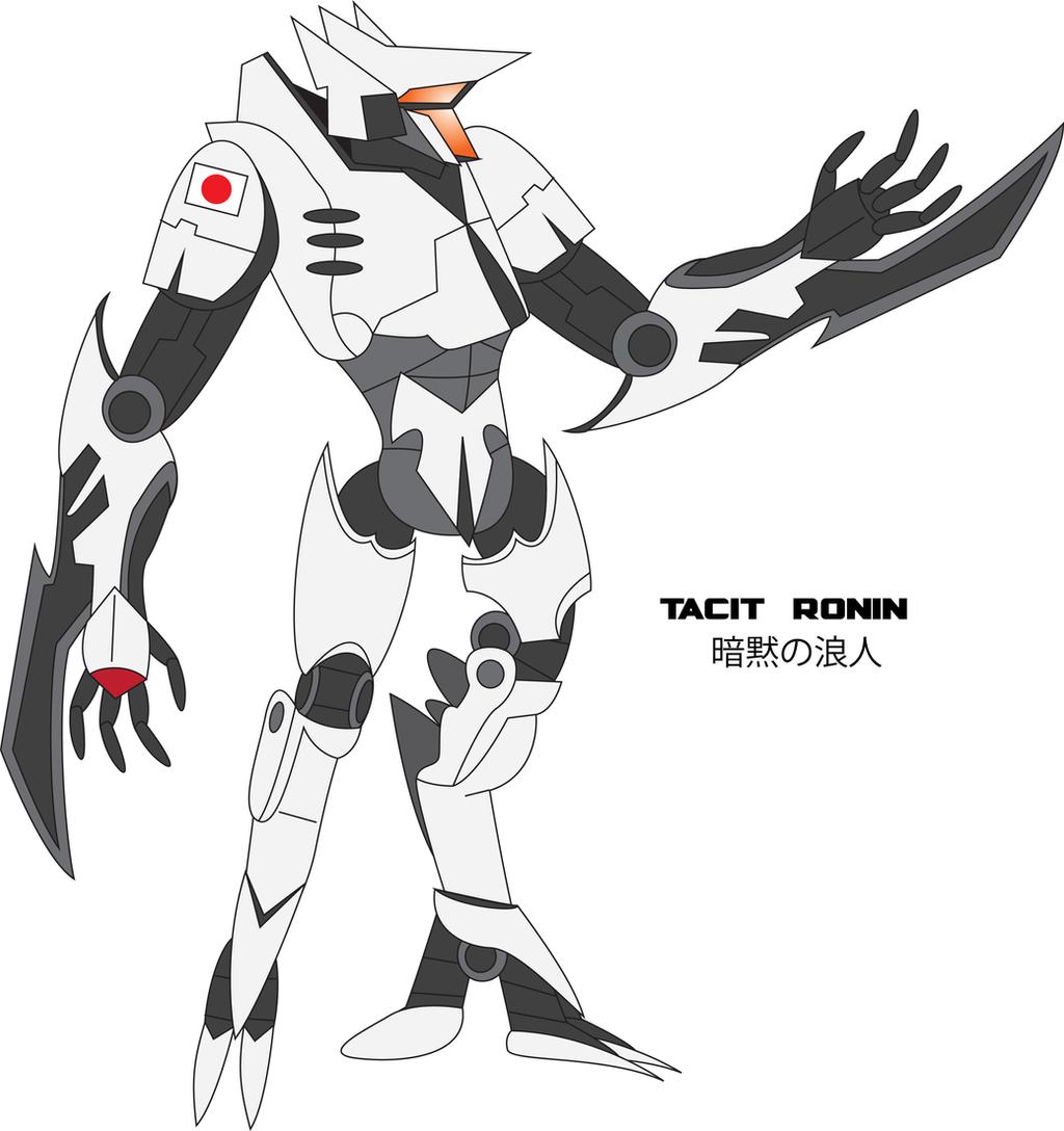 pacific rim tacit ronin destroyed - photo #3