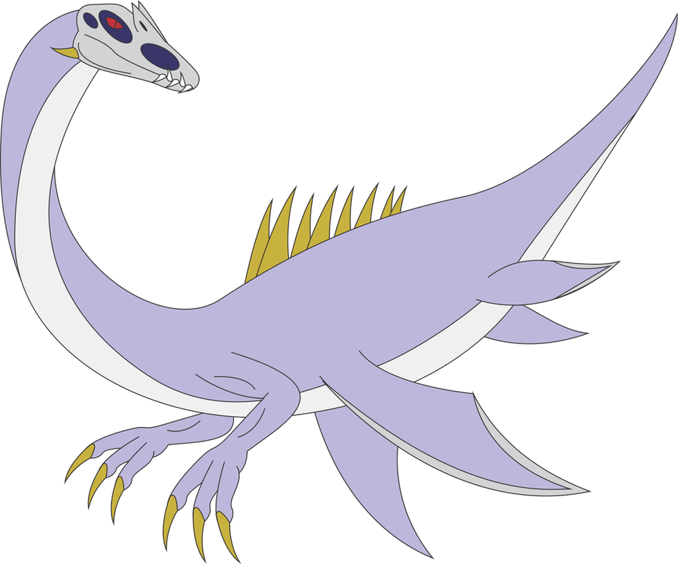 Cryptocleidus By Daizua123 On DeviantArt