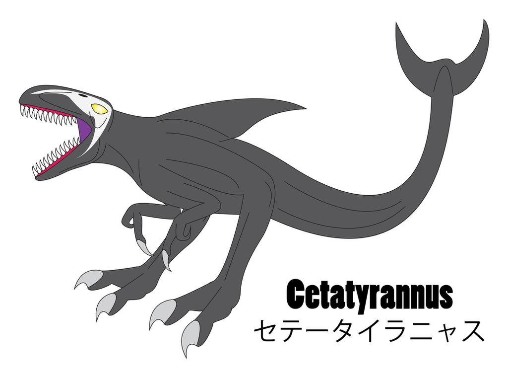 Cetatyrannus by Daizua123