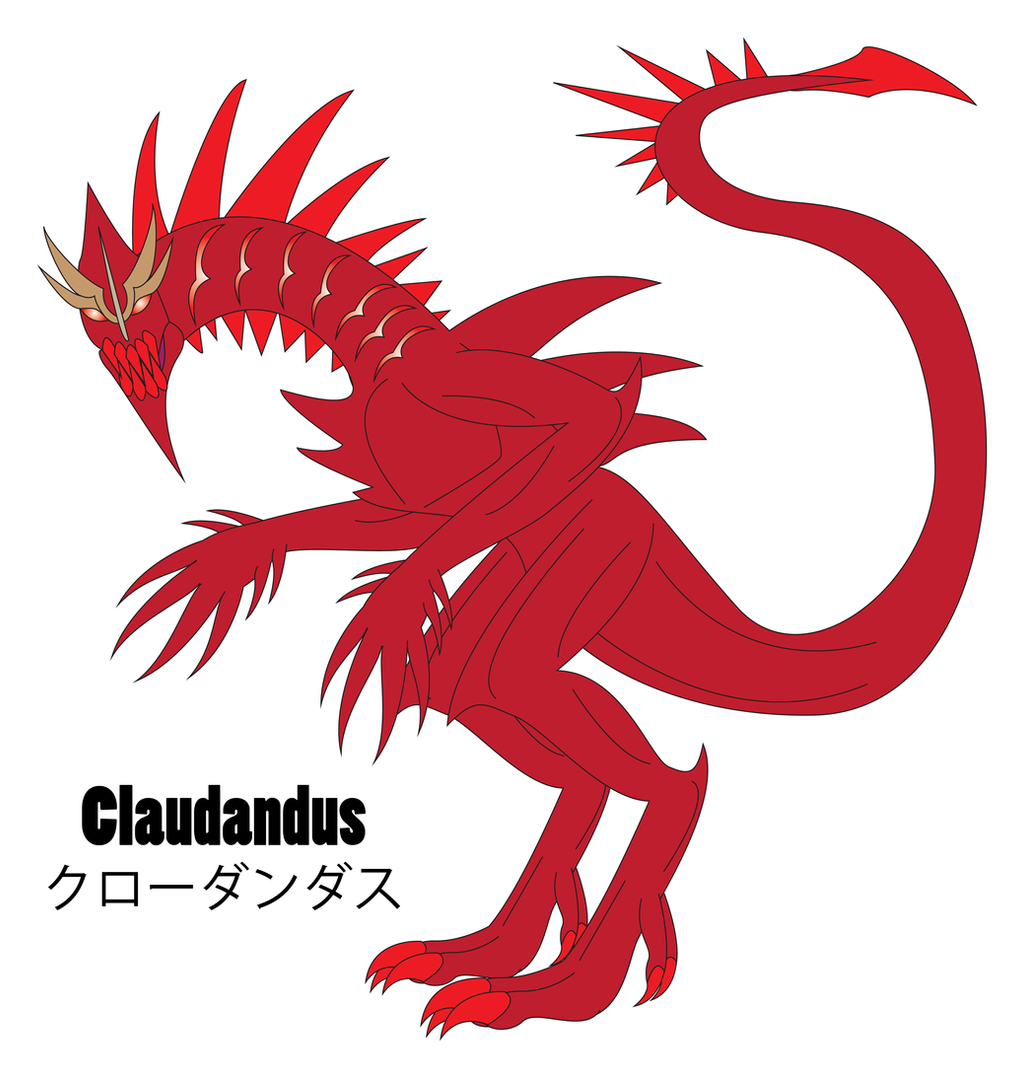 Claudandus by Daizua123
