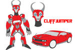 Transformers Neo - CLIFFJUMPER