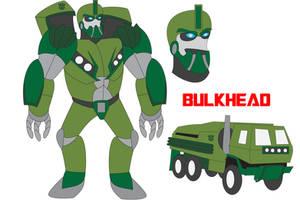 Transformers Neo - BULKHEAD by Daizua123