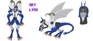 Transformers Neo - SKY LYNX
