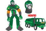 Transformers Neo - HOUND