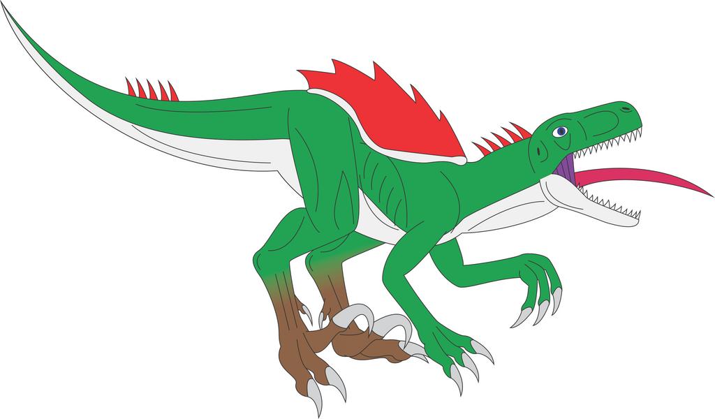 Yoshisaurus By Daizua123 On DeviantArt