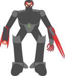 Kaiju Terminator Concept