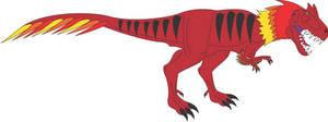 Kasai rex by Daizua123