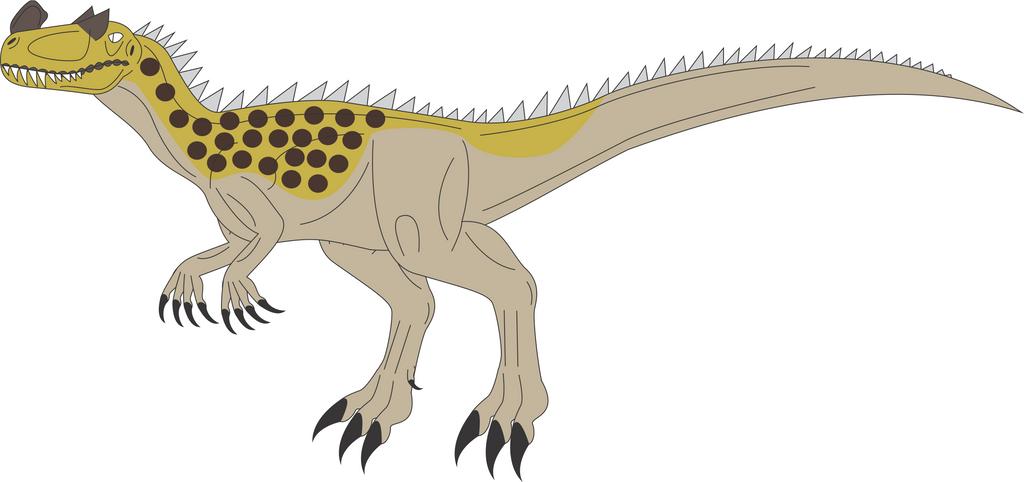 prehistoric giraffe