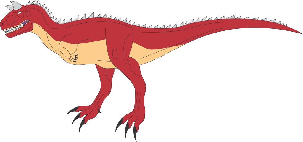 Dinosaur Hybrid Sizes By Daizua123 Deviantart – Dibujos Para Colorear
