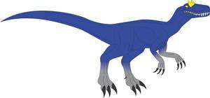 Prehistoric World - Deltadromeus