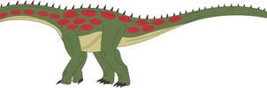 Prehistoric World - Nigersaurus