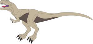 Prehistoric World - Tarbosaurus