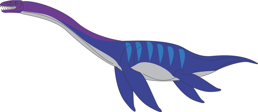 Prehistoric World - Futabasaurus by Daizua123 on DeviantArt  Prehistoric Wor...