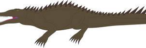 Prehistoric World - Rutiodon
