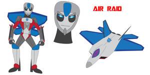 Transformers Neo - AIR RAID by Daizua123